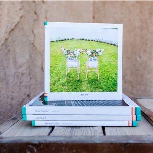 square photo albums