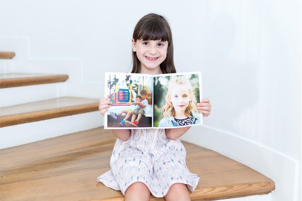 easy photo books for busy moms